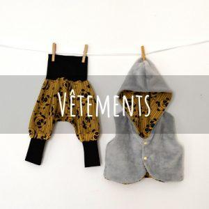 Vêtements bébés/enfants